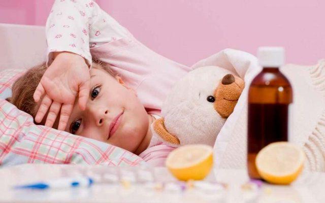 مواردی رایج در مورد بیماری های کودکان و نوزادان و درمان آن با مواد غذایی