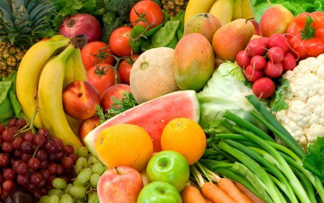 لیست قیمت قیمت برخی از میوه ها و سبزیجات در سنندج