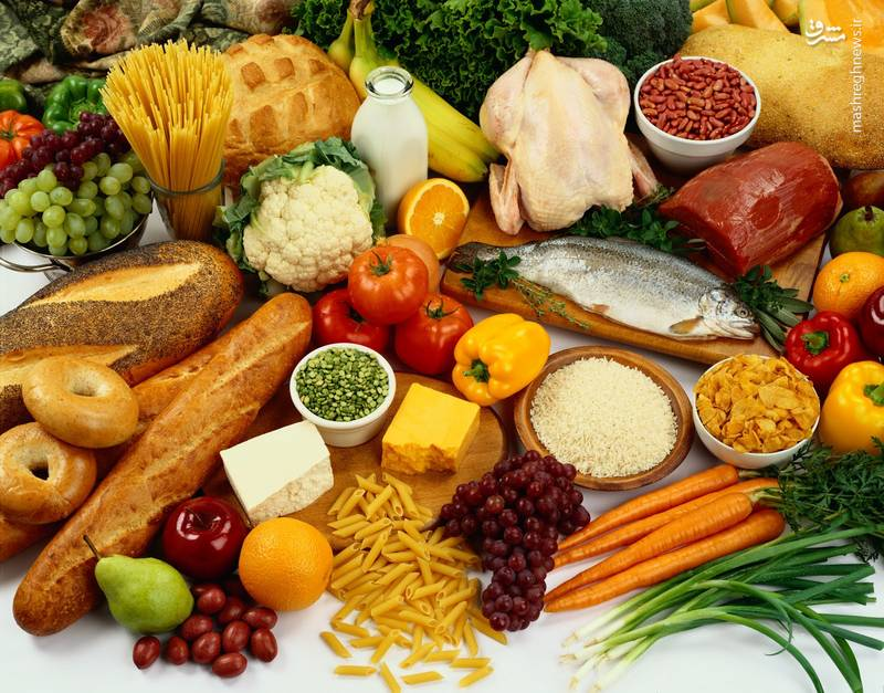 قیمت انواع مواد پروتئینی، انواع میوه و حبوبات در شهر اصفهان